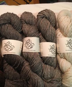 Yarn from Cloud Mountain